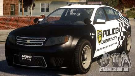 Cheval Fugitive 725 para GTA 4