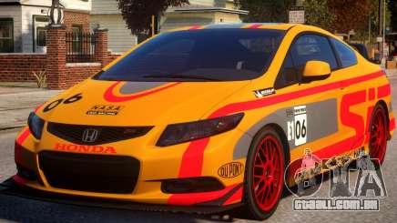 2013 Honda CivicSi PJ1 para GTA 4