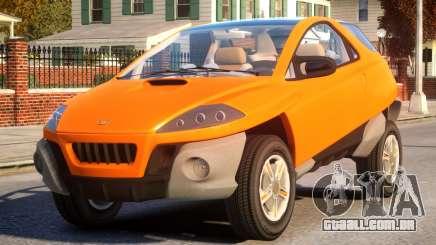 1999 Daewoo DMS-1 Concept para GTA 4