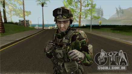 Bulgarian Land Forces (Fbi) para GTA San Andreas