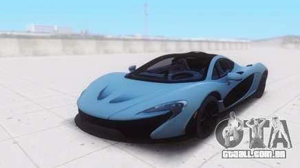 McLaren P1 para GTA San Andreas