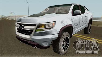 Chevrolet Colorado ZR2 2018 para GTA San Andreas