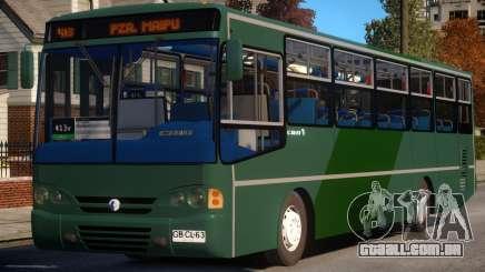 Bus CAIO Alpha para GTA 4