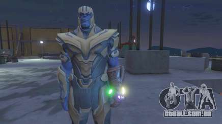Thanos Fortnite Version para GTA 5
