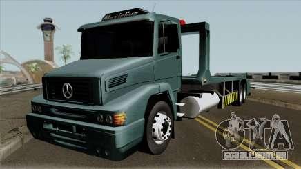 Mercedes-Benz L1620 Packer para GTA San Andreas