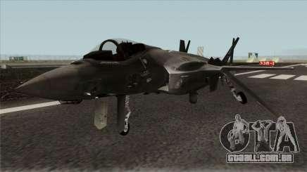 Lockheed Martin F-35A Lighting II para GTA San Andreas