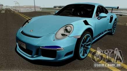 Porsche 991 GT3 RS 2017 para GTA San Andreas