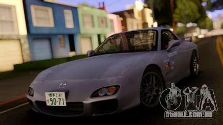 Mazda RX-7 para GTA San Andreas