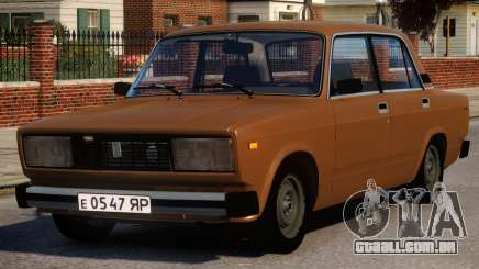 VAZ 2105 Stock para GTA 4