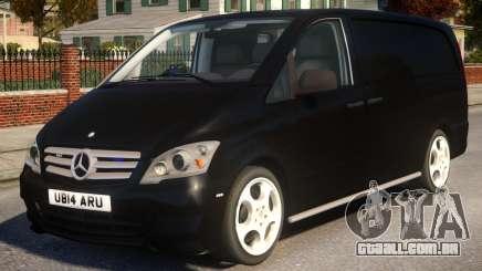 Mercedes-Benz Vito Police V.1 para GTA 4