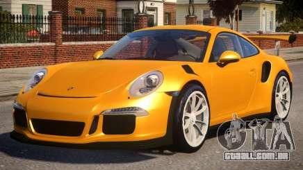 2016 Porsche 911 GT3 RS para GTA 4