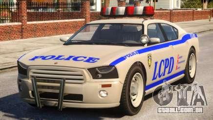 Police Buffalo para GTA 4