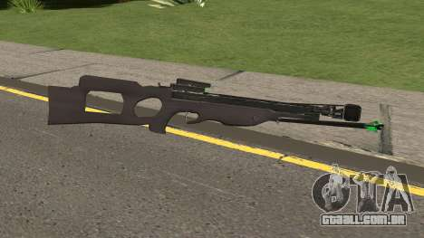 The Walking Dead Daryl Dixon Crossbow Ballesta 2 para GTA San Andreas