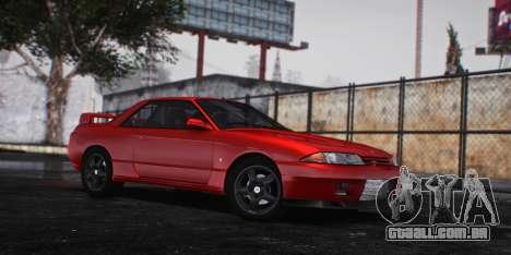 Nissan Skyline GT-R (BNR32) 1989 para GTA San Andreas