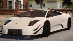 Lamborghini LP640 R-GT para GTA 4