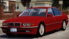 1998 BMW 750 E38 V1.2 para GTA 4