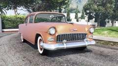 Chevrolet 150 1955 v1.2 [add-on] para GTA 5