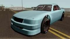 Declasse Sabre Hotring GTA V IVF para GTA San Andreas