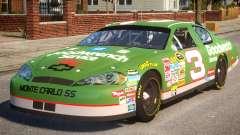Chevy Monte Carlo SS PJ para GTA 4