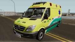 Mercedes-Benz Sprinter EcoSul para GTA San Andreas