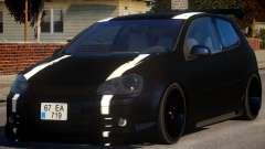 Volkswagen Golf GTI E.Akin Edition para GTA 4