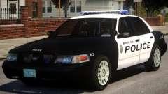 Braintree K9 Police para GTA 4