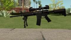 M4 Sniper para GTA San Andreas