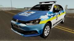 Volkswagen Voyage GCM Pelotas: GAR para GTA San Andreas
