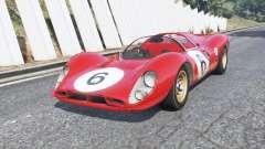 Ferrari 330 P4 1967 [add-on] para GTA 5