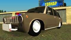Deriva VAZ 2102 para GTA San Andreas