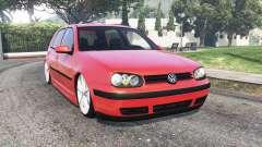 Volkswagen Golf (Typ 1J) 1997 [replace] para GTA 5
