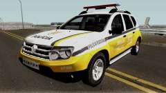 Renault Duster 2014 Brigada Militar para GTA San Andreas