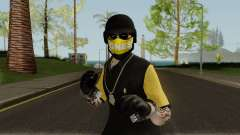 Skin Random 85 (Outfit Heist) para GTA San Andreas