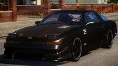 1992 Toyota Supra 3.0 Turbo PJ5 para GTA 4
