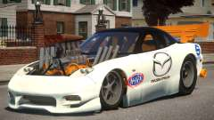 Mazda RX7 Dragster PJ para GTA 4