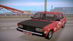 VAZ 2105 Matizado para GTA San Andreas