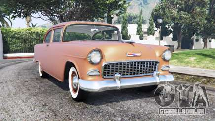 Chevrolet 150 1955 v1.2 [add-on] para GTA 5