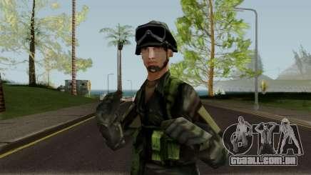 Exercito Brasileiro - TC GTA Brasil para GTA San Andreas