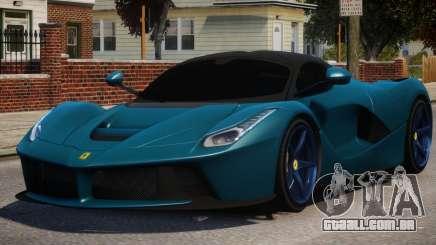 Ferrari LaFerrari V1.1 para GTA 4