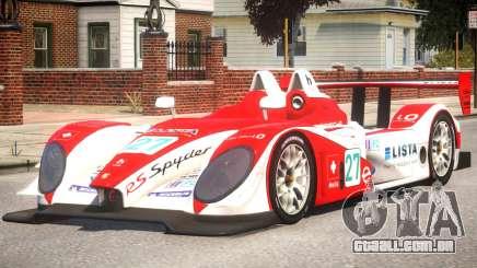 Porsche RS Spyder PJ3 para GTA 4