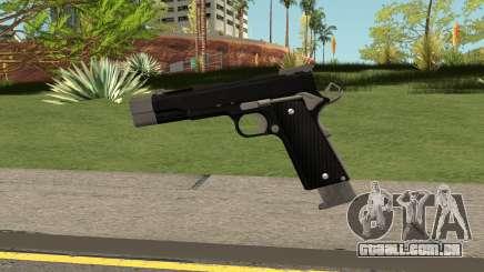 The Punisher Movie Custom M1911 2004 para GTA San Andreas