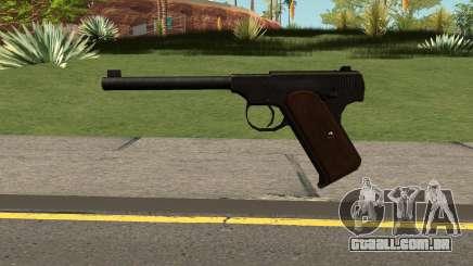 Colt Woodsman Pistol para GTA San Andreas