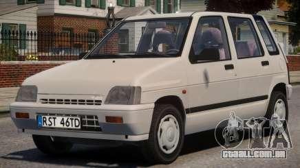 98 Daewoo Tico SX para GTA 4