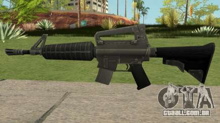Fortnite M16 para GTA San Andreas