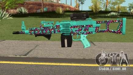 Gunrunning Combat MG MK.II GTA V para GTA San Andreas