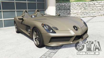 Mercedes-Benz SLR McLaren (Z199) 2009 [replace] para GTA 5