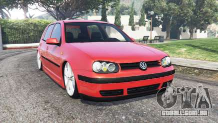 Volkswagen Golf (Typ 1J) 1997 [replace] para GTA 5