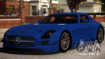 Mercedes-Benz SLS AMG V1.3 para GTA 4