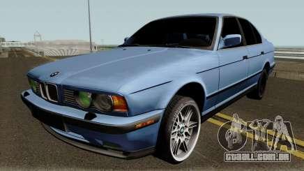 BMW 540i para GTA San Andreas