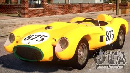 1957 Ferrari Testa Rossa PJ2 para GTA 4